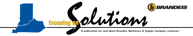 Brandeis Focusing on Solutions Magazine